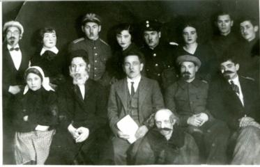 Projektas apie Zarasų krašto žydų gyvenimą