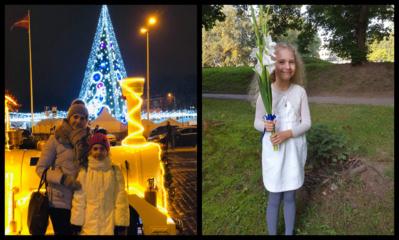 Reta liga serganti aštuonmetė Gabija laukia nevaikiškos kalėdinės dovanos – operacijos