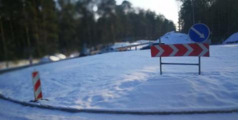 Per parą Alytaus apskrityje – gausybė su žiemos keliais susijusių įvykių