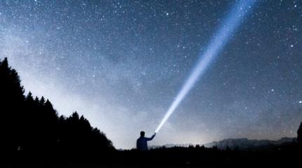 Šią savaitę – Orionidų meteorų lietaus pikas
