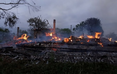 Didžiausi praėjusių metų gaisrai: skraidantys dujų balionai ir plėnimis virtę pastatai