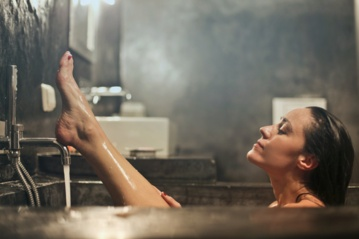 Vonios malonumai– ne vien asmens higienai
