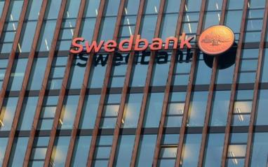 "Vakare sutriks ""Swedbank"" veikla"