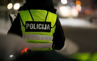 Spalio 28-osios kriminalinių įvykių Vilniaus apskrityje suvestinė