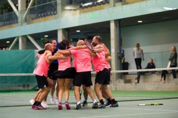 Naujame Lietuvos teniso klubų čempionato sezone - dvi lygos ir profesionalūs tenisininkai
