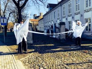 Lietuvos gimtadienį šilutiškiai šventė pakiliai