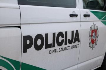 Vilniuje rasta negyva moteris