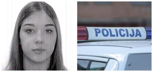 Šiaulių apskrities policija tęsia dingusiosios merginos paiešką