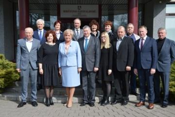 Darbą baigė 2015 – 2019 metų kadencijos Savivaldybės taryba