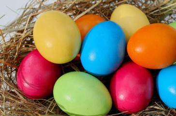 Kiek kiaušinių suvalgyti per Velykas?