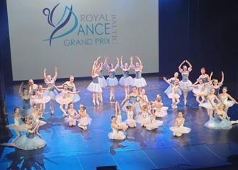 Plungės kultūros centro Eglės baleto studija iš tarptautinio konkurso grįžo su laimėjimais