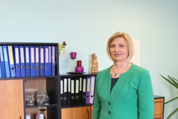 Dainora Butvydienė – Švietimo skyriaus vedėja