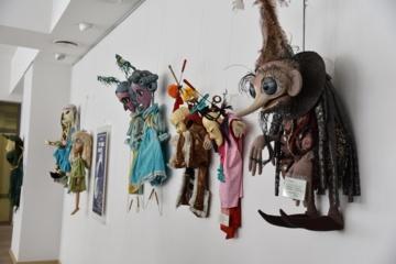 Lėlių paroda Šalčininkų kultūros centre