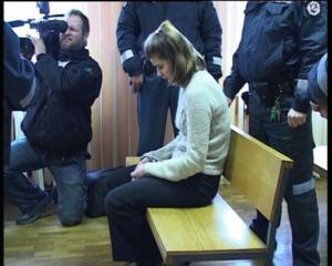 Teismas neleido pagerinti sąlygų savo vaikus nužudžiusiai Almai Bružaitei