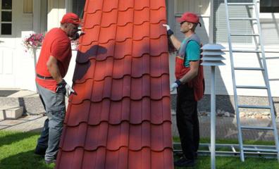 Kodėl verta rinktis plieninę stogo dangą?