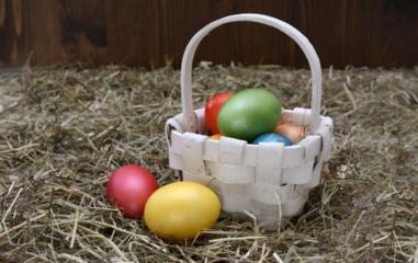 Ministerija: ne visi parduotuvėse parduodami kiaušinių dažai yra skirti valgomų kiaušinių dažymui