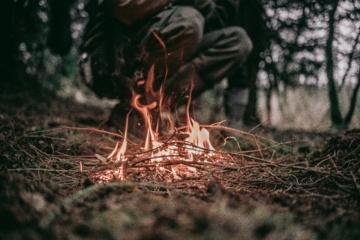 Miškininkai stiprina apsaugą nuo gaisrų ir ragina su ugnimi elgtis atsakingai