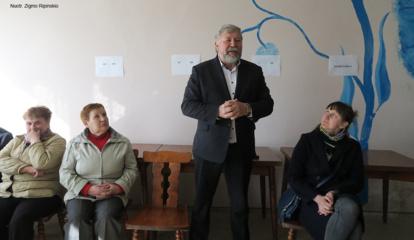 Varputėnų bendruomenės abejones išsklaidė atviras susitikimas ir bendras sprendimas