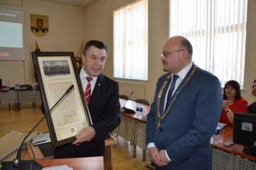 Įvyko pirmasis Pakruojo rajono savivaldybės tarybos posėdis