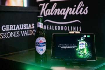 """Masinis nealkoholinio alaus skonio tyrimas įsibėgėja: užtikrintai pirmauja """"Kalnapilis"""""""