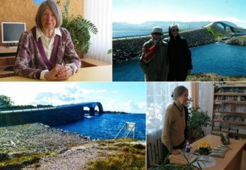 Geltonos Velykos Norvegijoje, arba kada grįžta išvykusieji?