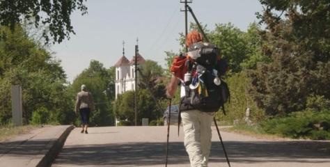 5 000 kilometrų piligriminę kelionę afrikietis pradėjo Lietuvoje