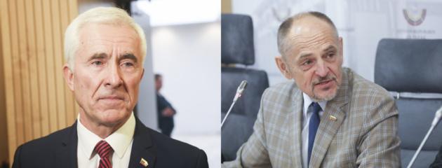 VTEK tirs Seimo narių D. Kepenio ir A. Kirkučio elgesį