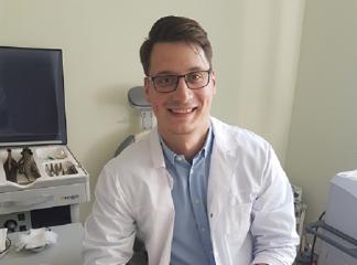 Gargždų ligoninėje – naujas LOR gydytojas