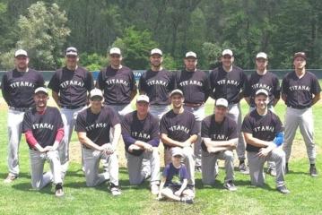 Europos beisbolo taurėje – Utenos ekipos nesėkmė po pratęsimo