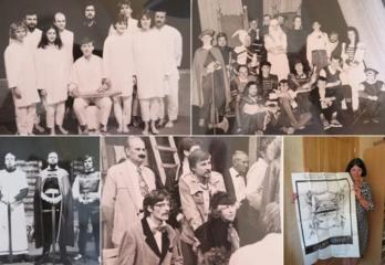 Istorija grįžta: muziejaus fondai pasipildė unikalia medžiaga apie Rokiškio teatralus