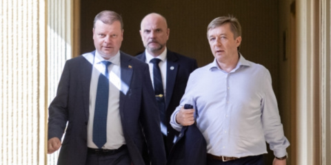 Valdantieji artėja prie koalicinio susitarimo, bet nežinomųjų išlieka