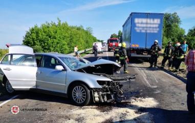 Antradienį automagistralėje – tragiška vairuotojo žūtis