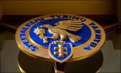 STT pareigūnai lankėsi Seime, paėmė dokumentus
