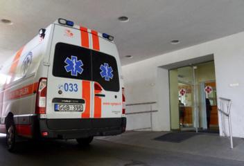 Panevėžio ligoninėje mirė cheminėmis medžiagomis apsinuodijęs vyras