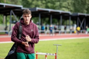 Disko metikas M. Alekna Europos jaunimo čempionate - 11-as