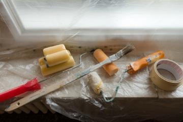 Taisyklės namų remontui be streso