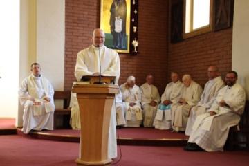 Šv. Ignaco dieną – žinia Šiaulių jėzuitų bendruomenei