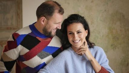 Dizainerė J. Žižė pasidalijo šilta šeimos akimirka: beribė meilė