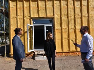 Marijapolėje atsiras nauja kultūros ir renginių erdvė
