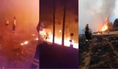 Lietuvių pamėgtame Ispanijos kurorte siaubingas gaisras – evakuojami žmonės