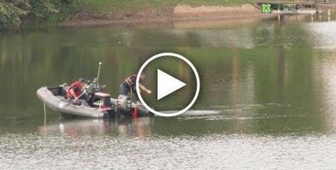 Nuskendusi valtis rasta ežero dugne, ieškomas vyras – dar ne