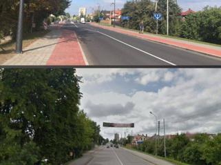 Marijampolė modernėja: atnaujinta Vilkaviškio gatvė