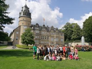 Širvintų vaikų dienos centro viešnagė Vokietijoje