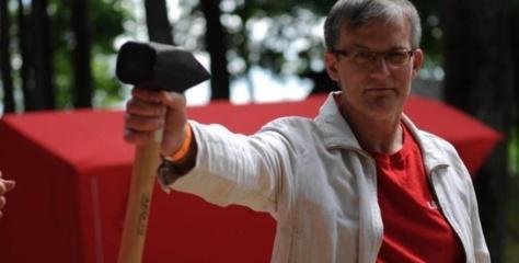 Alytiškis politikas – Seimo opozicijos lyderis