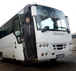 Susisiekti autobusais bus dar sudėtingiau