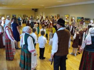"""Trumpai: vyks tradicinė etninės kultūros akcija """"Visa Lietuva šoka"""""""