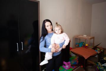 Atnaujinti namai vienišai mamai tapo naujo gyvenimo pradžia