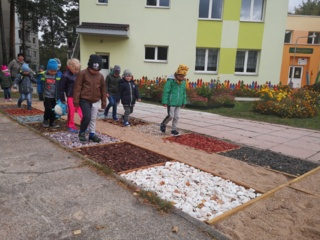 Lopšelyje-darželyje plėtojamos edukacinės erdvės