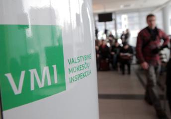 Ketvirtadienį galimi laikini VMI sistemų sutrikimai