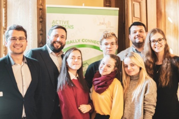 Struktūrinio dialogo konferencija, subūrusi daugiau nei 100 jaunuolių
